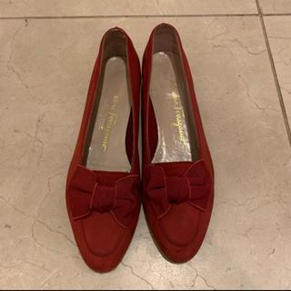 サルヴァトーレフェラガモ(Salvatore Ferragamo)のフェラガモ ローファー 23.5(ローファー/革靴)