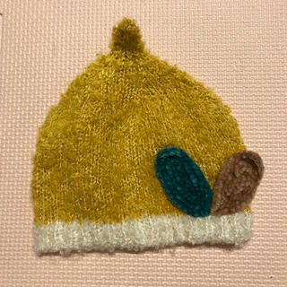 プチジャム(Petit jam)の赤ちゃんニット帽(帽子)