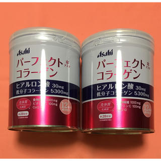 アサヒ - 【アサヒ】☆パーフェクトアスタコラーゲン パウダー 28日分 210g×2☆