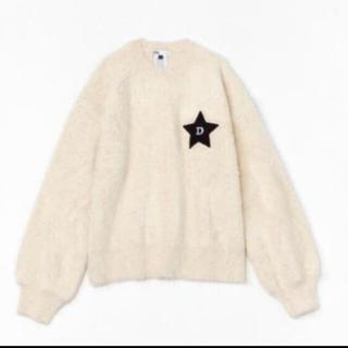 DOUBLE STANDARD CLOTHING - ダブルスタンダードクロージング♡シャギーモールクルーネックプルオーバー♡ダブスタ