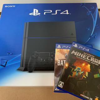 プレイステーション(PlayStation)のplay station4 本体 1TB(家庭用ゲーム機本体)