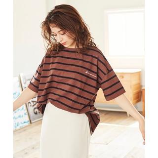 カンゴール(KANGOL)の新品 カンゴール ボートネックプルオーバー KANGOL Tシャツ 綿100%(Tシャツ(半袖/袖なし))
