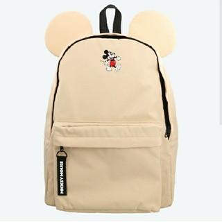 Disney - 東京ディズニーリゾート限定品 9日23日 新商品 ミッキー リュック ベージュ