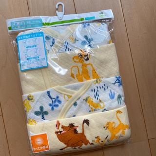Disney - 新品 ディズニー ライオンキング 肌着 新生児 50〜60