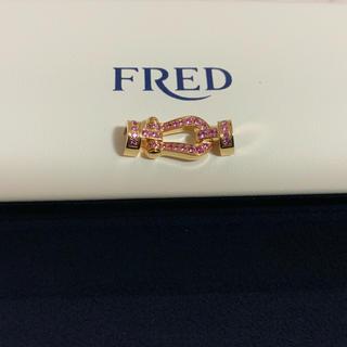 フレッド(FRED)のフレッド フォース10 ピンク サファイア MM(ブレスレット/バングル)