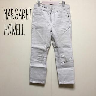 マーガレットハウエル(MARGARET HOWELL)のマーガレットハウエル エドウィン 10周年 コラボデニムパンツ(デニム/ジーンズ)