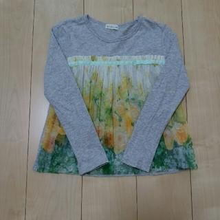 KP - KP☆転写プリント長袖Tシャツ