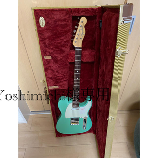 フェンダー(Fender)のMADE IN JAPAN HYBRID 60S TELECASTER (エレキギター)