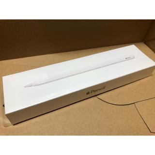 Apple - 【新品未使用】Apple Pencil アップルペンシル 第二世代