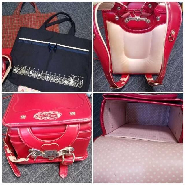 Catherine Cottage(キャサリンコテージ)のキャサリンコテージランドセル レッスンバック キッズ/ベビー/マタニティのこども用バッグ(ランドセル)の商品写真