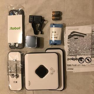 iRobot - ブラーバ380J アイロボット 床拭きロボット