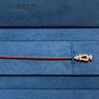 フレッド(FRED)の【未使用】フレッド フォース10 シャンス アンフィニ ケーブル MM(ブレスレット/バングル)