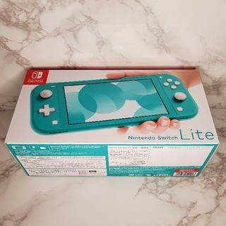 ニンテンドースイッチ(Nintendo Switch)のポケットモンスター ソード スイッチライト セット(家庭用ゲーム機本体)