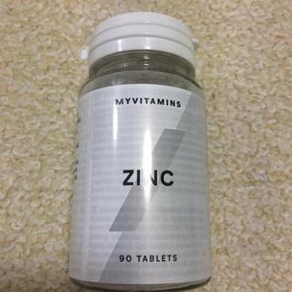 マイプロテイン(MYPROTEIN)のマイプロテイン  亜鉛ZINC 90錠(トレーニング用品)