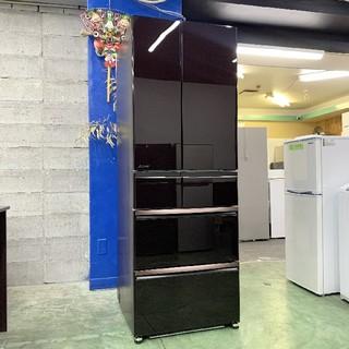 三菱 - ⭐MITSUBISHI⭐冷凍冷蔵庫 2018年 517L美品 大阪市近郊配送無料