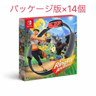 【新品未開封】Switch リングフィットアドベンチャー(家庭用ゲームソフト)