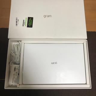 エルジーエレクトロニクス(LG Electronics)のLG Gram 14インチ / i5 / 256GB / 8GB(ノートPC)
