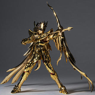 BANDAI - 聖闘士聖衣神話EX  サジタリアス星矢 GOLD24