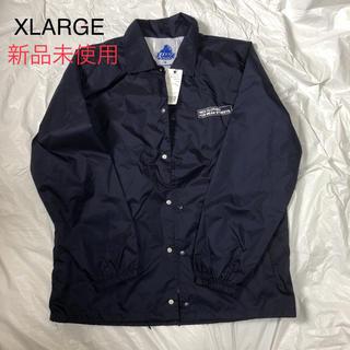 エクストララージ(XLARGE)のX-LARGE コーチジャケット Mサイズ 新品未使用 エクストララージ(ナイロンジャケット)