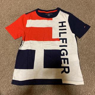 トミーヒルフィガー(TOMMY HILFIGER)のトミーヒルフィガー キッズ Tシャツ 130(Tシャツ/カットソー)