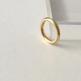 IENA - Silver990,18kgp_ Emma ring