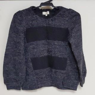 ハッシュアッシュ(HusHush)の【HUSHUSH】ハッシュアッシュ ニット セーター 120cm(Tシャツ/カットソー)