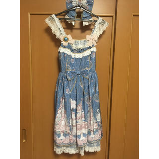 Angelic Pretty - Antoinette Decoration セット