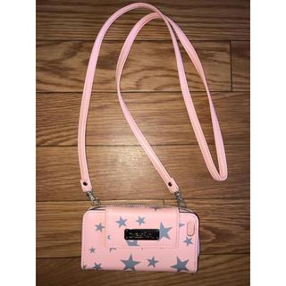 エックスガール(X-girl)のエックスガールx-girl 財布&iPhoneケース ショルダーバッグとして(ショルダーバッグ)