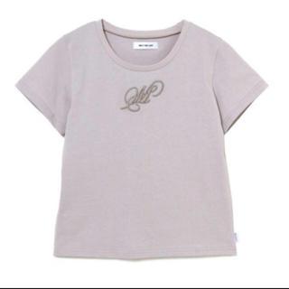 """バブルス(Bubbles)のMELT THE LADY """"M""""crew neck T-shirt Tシャツ(Tシャツ(半袖/袖なし))"""