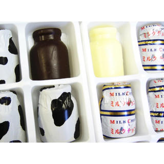 北海道チョコレート(ブラック&ホワイト)