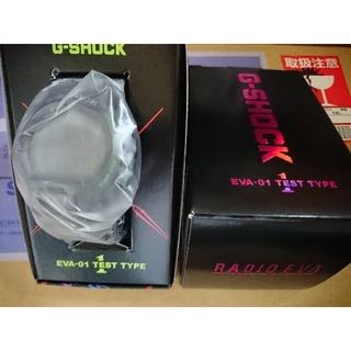 G-SHOCK - CASIO EVANGELION STORE オリジナル腕時計 G-SHOCK