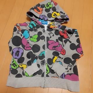 ディズニー(Disney)のディズニー ミッキーパーカー(ジャケット/上着)