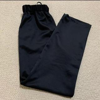 GU - パンツ 黒
