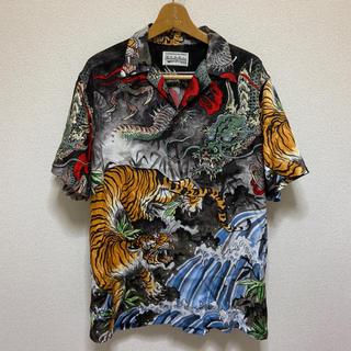 ワコマリア(WACKO MARIA)のワコマリア TIM LEHI タイガー 虎 アロハ シャツ(シャツ)