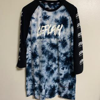 ワニマ(WANIMA)のLEFLAH タイダイ ロンT Lサイズ(Tシャツ/カットソー(七分/長袖))