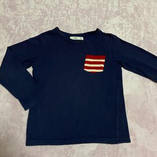 ライトオン(Right-on)のライトオン購入 ロンT 130 120 140 ポケット付き 長袖(Tシャツ/カットソー)