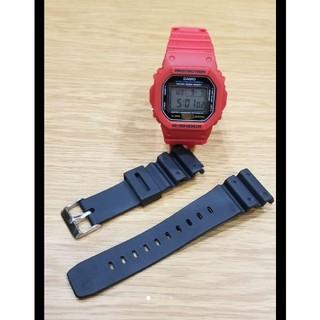 新商品☆G-shock DW-5600 用 互換 交換用 ベルト 16mm