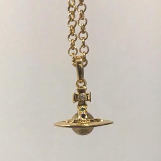 ヴィヴィアンウエストウッド(Vivienne Westwood)の新品 ネックレス ゴールド(ネックレス)