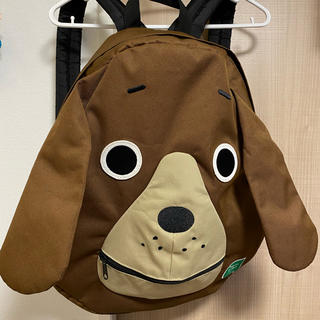Ne-net - Né-net ネネット リュックサック 犬 いぬ イヌ ブラウン