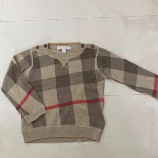 BURBERRY - バーバリー セーター 2y 92cm