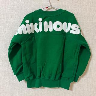 mikihouse - MIKI HOUSE オールドミキハウス 新品タグ付き トレーナー