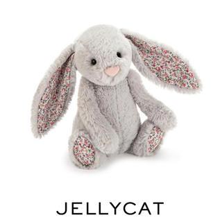 ボンポワン(Bonpoint)の新品Jellycatジェリーキャット ブロッサムバニーシルバー(ライトグレーS(ぬいぐるみ)