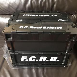 F.C.R.B. - SOPH FCRB コンテナ スモール ブラック 新品