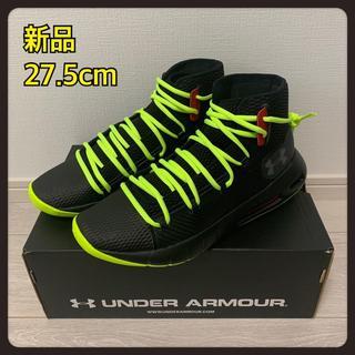 アンダーアーマー(UNDER ARMOUR)の27.5 アンダーアーマー スニーカー トレーニングシューズ ハイカット 廃盤(スニーカー)