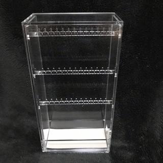 ムジルシリョウヒン(MUJI (無印良品))の未使用 無印良品 ネックレス・ピアススタンド 収納ボックス(小物入れ)