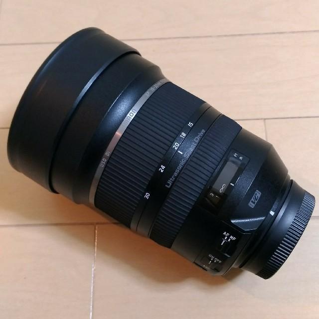 TAMRON(タムロン)のタムロン SP15-30mm F2.8 ニコン用 スマホ/家電/カメラのカメラ(レンズ(ズーム))の商品写真