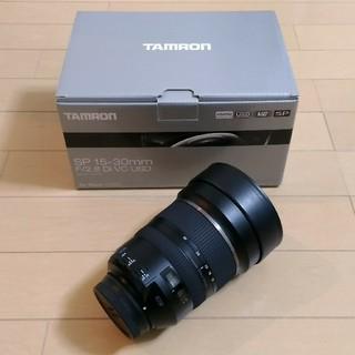 TAMRON - タムロン SP15-30mm F2.8 ニコン用