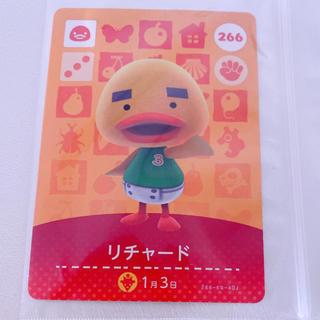 Nintendo Switch - リチャード amiiboカード