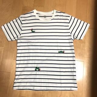 Design Tshirts Store graniph - グラニフ はらぺこあおむしTシャツ