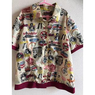 ヒステリックグラマー(HYSTERIC GLAMOUR)のヒステリックグラマー シャツ(Tシャツ(半袖/袖なし))